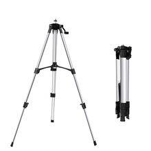 Trépied de niveau Laser 1.2M/1.5M, support en aluminium épais à hauteur réglable pour trépied à nivellement automatique