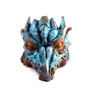 Image 4 - 3D Silicone Soap Mold DIY Dragon Shaped Natural Handmade Mould Craft Resin Decorating Tool