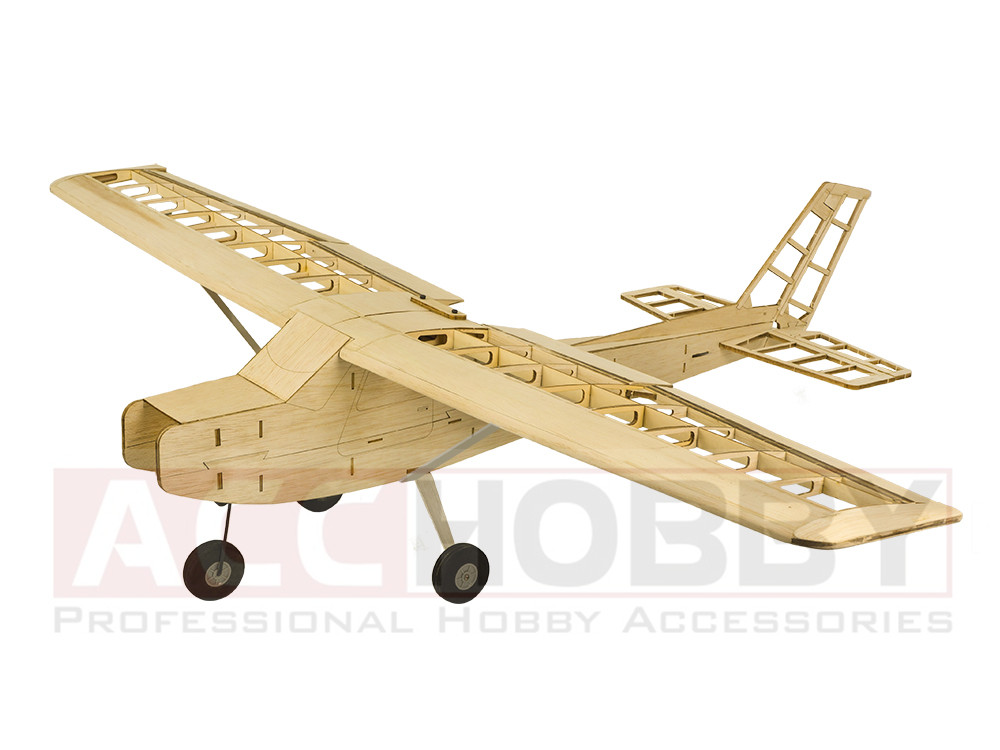 Balsawood Airplane Model Laser Cut Training Trainer T20 Cessna152 1200mm 47 Inch Balsa Building Kit Woodiness model WOOD PLANE цена