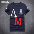 2016 new style aeronautica militare men t-shirts,brand Cotton Men army short sleeve t shirts camiseta clothing