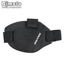 BJMOTO Moto Shifter Shoe Boots Protector Motorcycle Gear Shoes Protective Cover Shoes Protection Rubber Skidproof Shift Sock Pad все цены