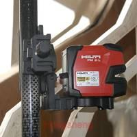 Новый лазерный уровень PM 2 L линии лазерный линии лазерные проекторы линии в комплекте из трех частей Кронштейн