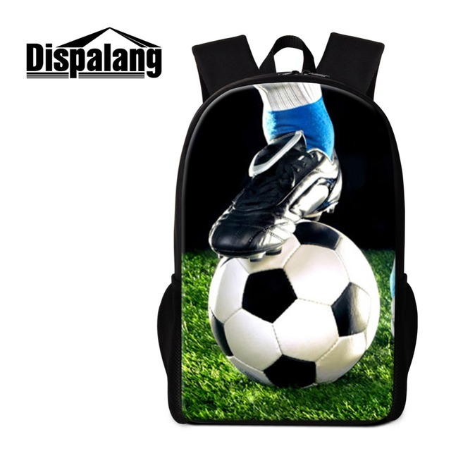 Cristiano Ronaldo School Bags for Teen Men Cool Travel Backpacks for  Children Stylish Book Bag for 257bb665f24de