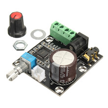 43mm x 47mm Circuit Board PAM8610 90dB 15W+15W Dual Channel 12V Class D Digital Audio Amplifier Board Module DC12V