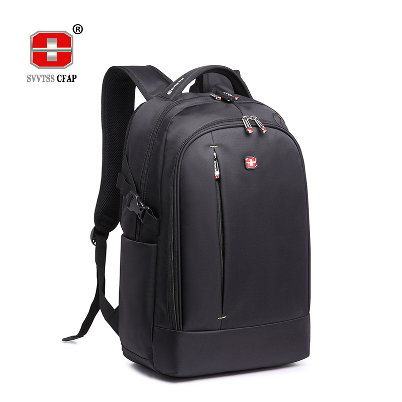 2017 Brand Laptop Backpack mens Waterproof High Quality Business Black Back Pack Men Fashion 15.6 Computer Back bag women nylon pongwee nylon gray backpack waterproof men s back pack 15 6 inch laptop mochila high quality designer backpacks male escolar
