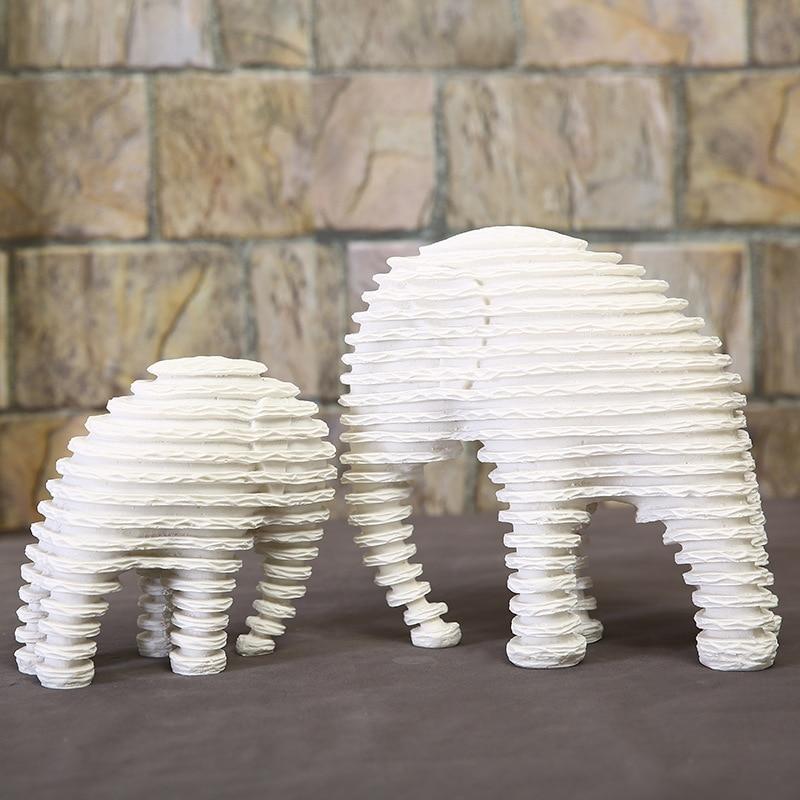 Elephant Figurines (12)