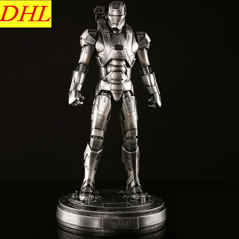 Avengers 3 Iron Man 1:6 GK Statue Patriots Tony Stark Resin Art & Craft Decorations Action Figure Collectible Model Toy L2305