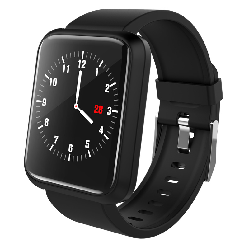 Fitness Smart Watch Men Women Heart Rate Monitor Pedometer Bluetooth Large Screen GPS Touch Intelligent Sport Watch For Running fitness traker elegant ladies smart watch women men bluetooth pedometer heart rate monitor sports intelligent watch for running