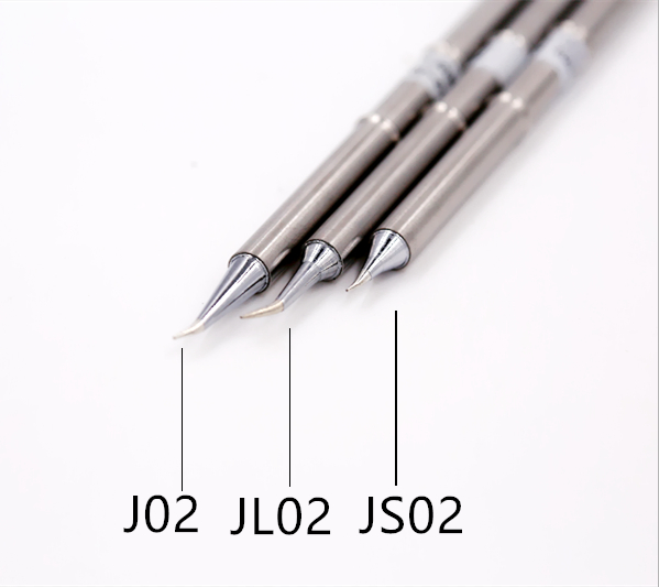 3pcs soldering tips T12 for HAKKO T12-J02 JL02 JS02 T12-D24 T12-ILS T12-BC2 T12-K  Solder Iron Tips стоимость