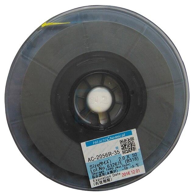 Original ACF AC-2056R-35 PCB Repair TAPE 1.5M-25M  New Date