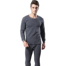 Hot Sale Men s Thermal Underwear Sets Male Long Johns Winter Warm Men s Underwear Male