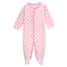 2 pack baby boys clothes babies romper new born overalls toddler jumpsuit 3 12 months infant girls long sleeve pajamas Baby Girls Romper Newborn Babies Boys Clothes 3 6 9 12 Months Sleepers Pajamas Roupa Bebe Jumpsuit Infant Long Sleeve Rompers