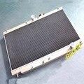 56mm liga de alumínio do radiador para honda accord cb/ba chassis f18/f20/f22 motor 90-98