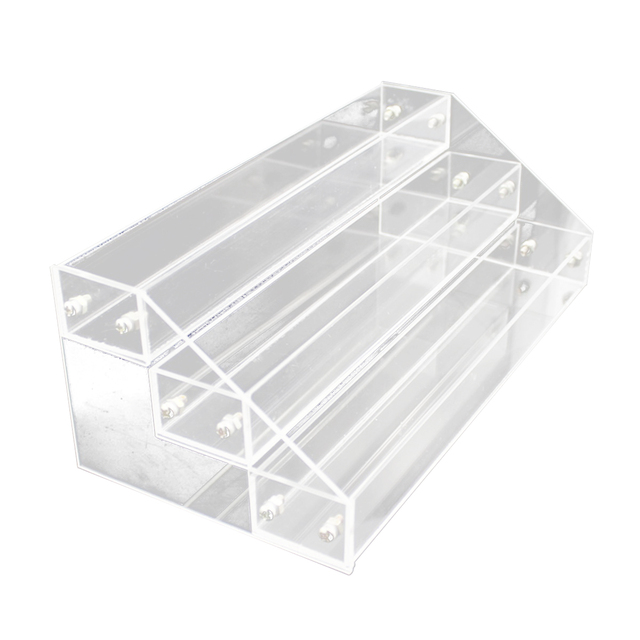 Dispaly Support Organizer Acrylic New 3 layers for Nail Varnish
