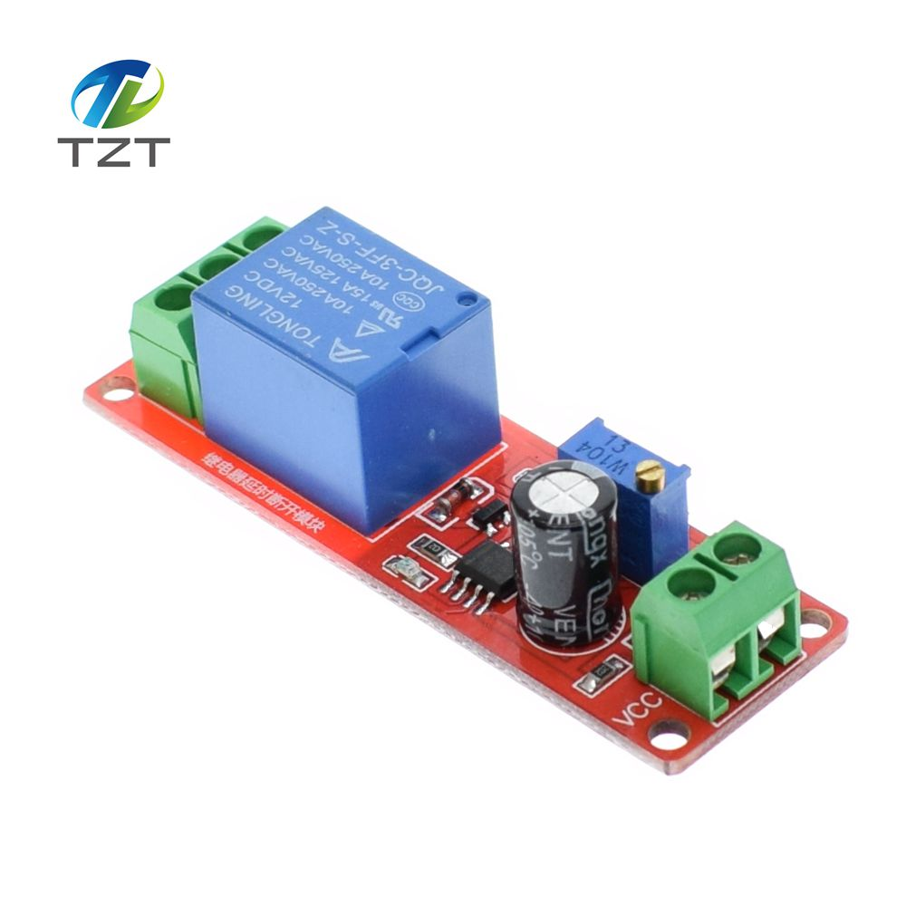 Electronic Circuits The Monostable 555 Timer