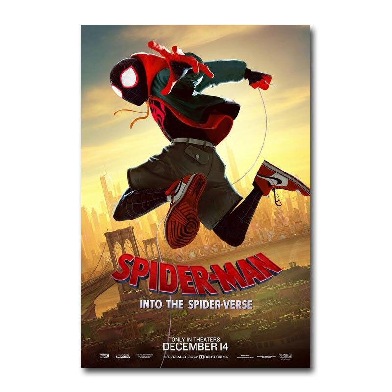 size 24x36 SPIDER-MAN RETRO POSTER SPIDERMAN