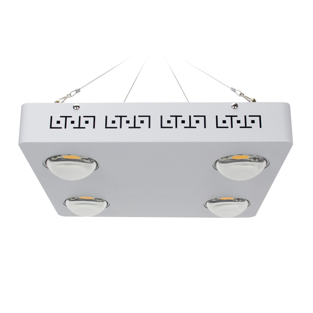 Dimmable CREE CXB3590 400W COB LED Grow Light Full Spectrum 48000LM = HPS 600W Growing Lamp Indoor Plant Growth Lighting Panel