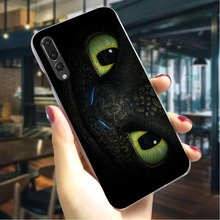 Train Your Dragon Hard Cover for Huawei P8 Lite 2015 Fashion Phone Case P Smart 2019 Mate 10 20 Pro