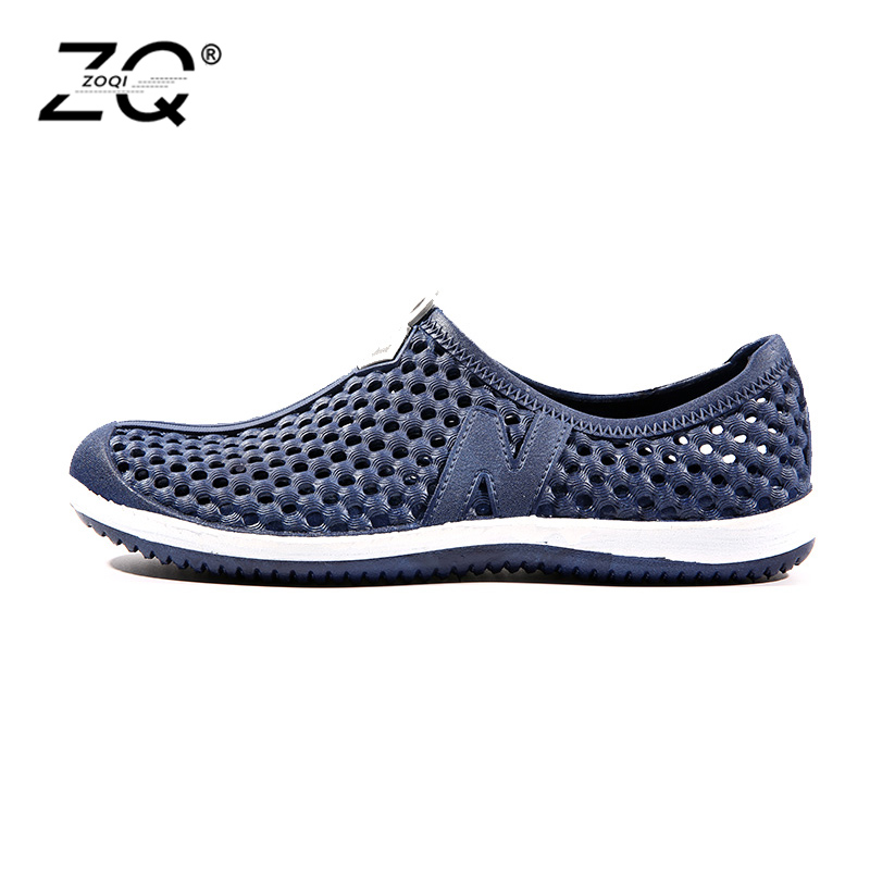 Garden Clog Shoes For Men Quick Drying Summer Beach Slipper Flat Breathable Outdoor Sandals Male Gardening shoe