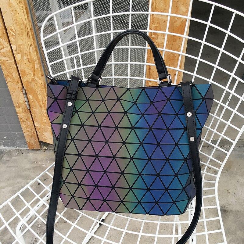 luminosa bolsa acolchoado bolsa de Estilo 1 Size : B:35x30x14cm S:22x12x17cm M:30x12x28cm
