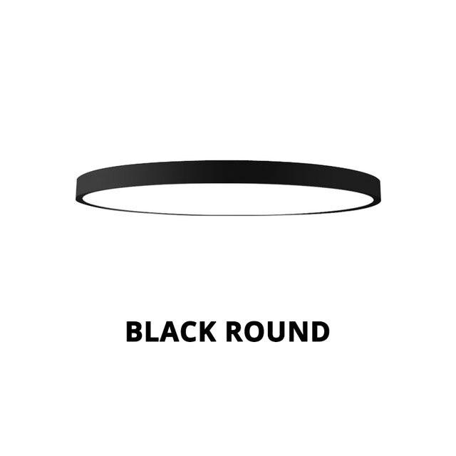 black circle metal