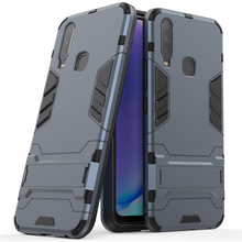 For VIVO Y17 Case Luxury V1902 Robot Hard Y3 Back Coque Fundas Phone Cover