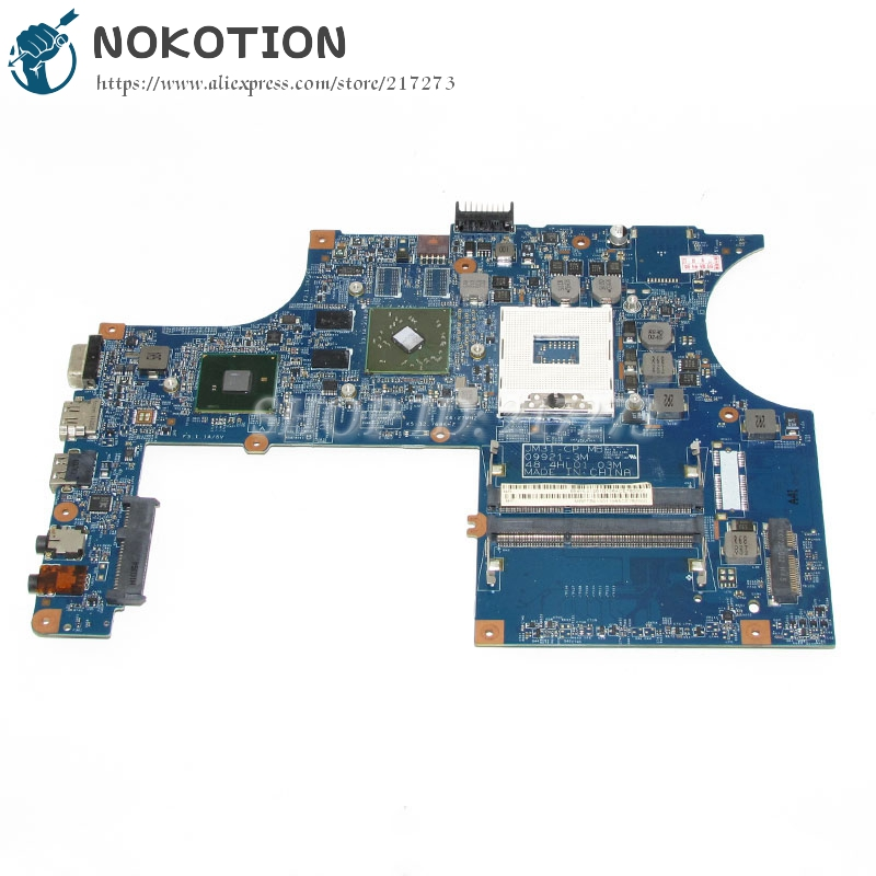 NOKOTION 48.4HL01.03M MBPTB01001 MB.PTB01.001 Laptop Motherboard For Acer aspire 3820T 3820 Mainboard HM55 HD5470M планшет huawei mediapad t3 7 16gb bg2 u01 space grey mediatek mt8321 1 3 ghz 1024mb 16gb 3g wi fi bluetooth 7 1024x600 android