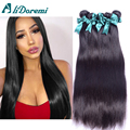 Peruvian Virgin Hair Straight 4 bundles  Peruvian Straight Virgin Hair Unprocessed Virgin Peruvian Hair Cheap Human Hair Weave
