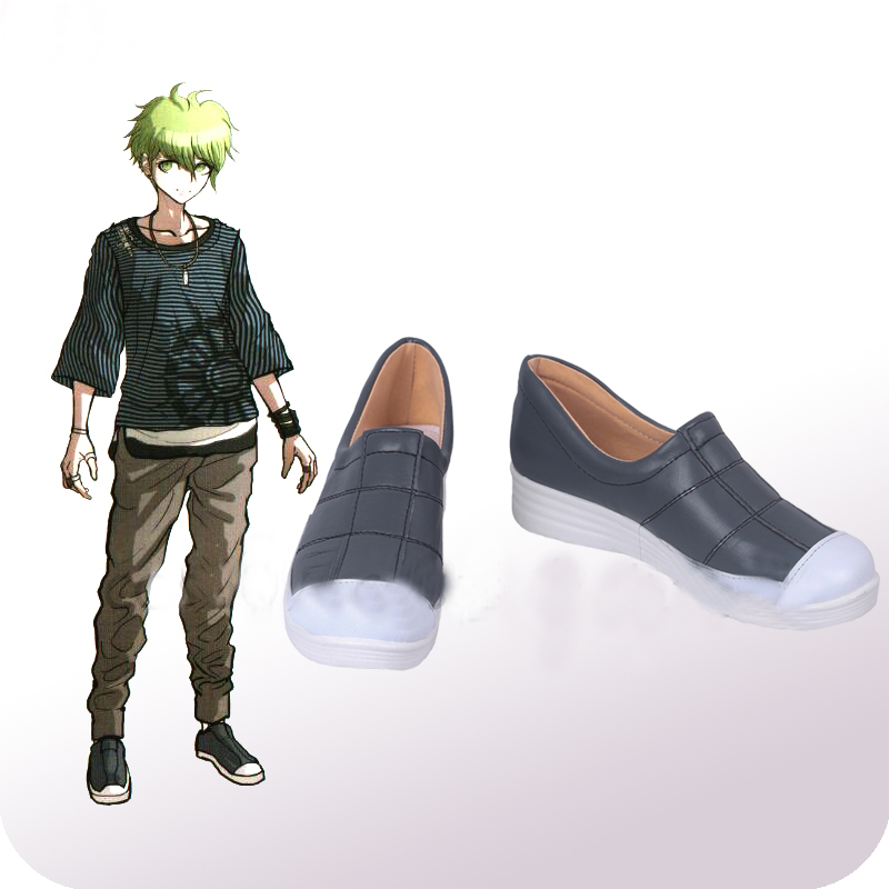 Danganronpa V3: Killing Harmony Amami Rantarou Cosplay Shoes Boots Halloween Carnival Party Cosplay Costume Accessories