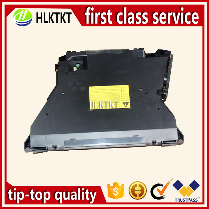 Laser Scanner Assembly Laser Head Unit RM1-2557 RM1-2555 for hp Laserjet 5200 M5025 5035 MFP LBP3500 LBP3900 series printer 12pcs opc drum drive motor gear for hp laserjet 5200 for canon lbp3500 copier spare parts