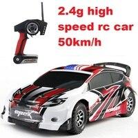 50キロメートル/時間wl wl toys a949レーシングrcカーrtr 4wd 2.4 ghzドリフトtoysリモートコントロール車1:18高