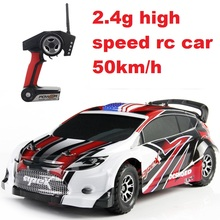 50km/h WL Wl toys A949 Racing RC Car RTR 4WD 2.4GHz Drift Toys Remote Control Car 1:18 High Speed Electronic Car