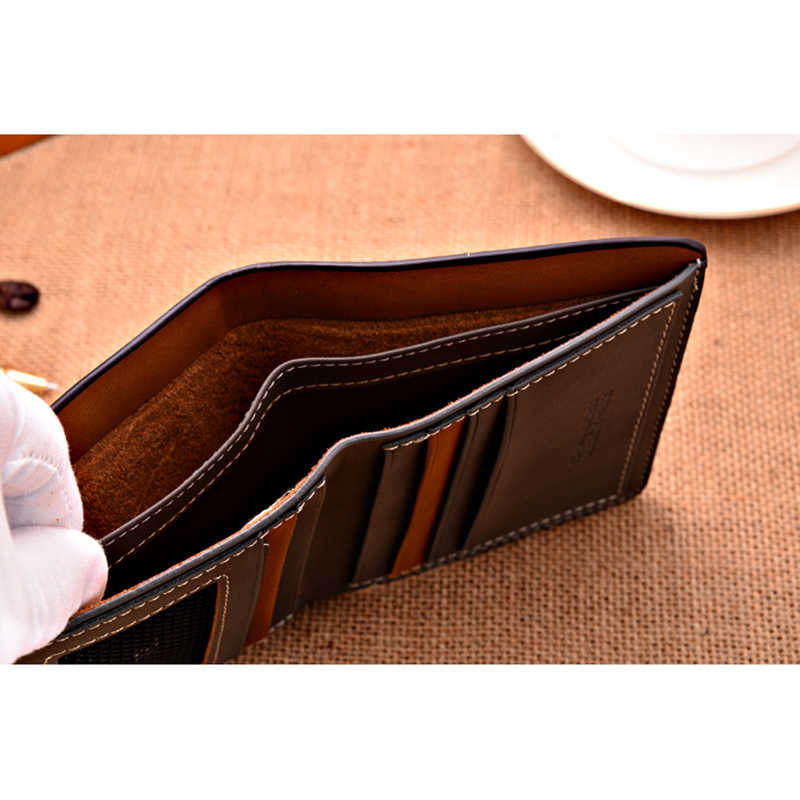 Men Wallets Top Quality  pu Leather Purse man  wallets male money bag Casual Vintage style the best price !