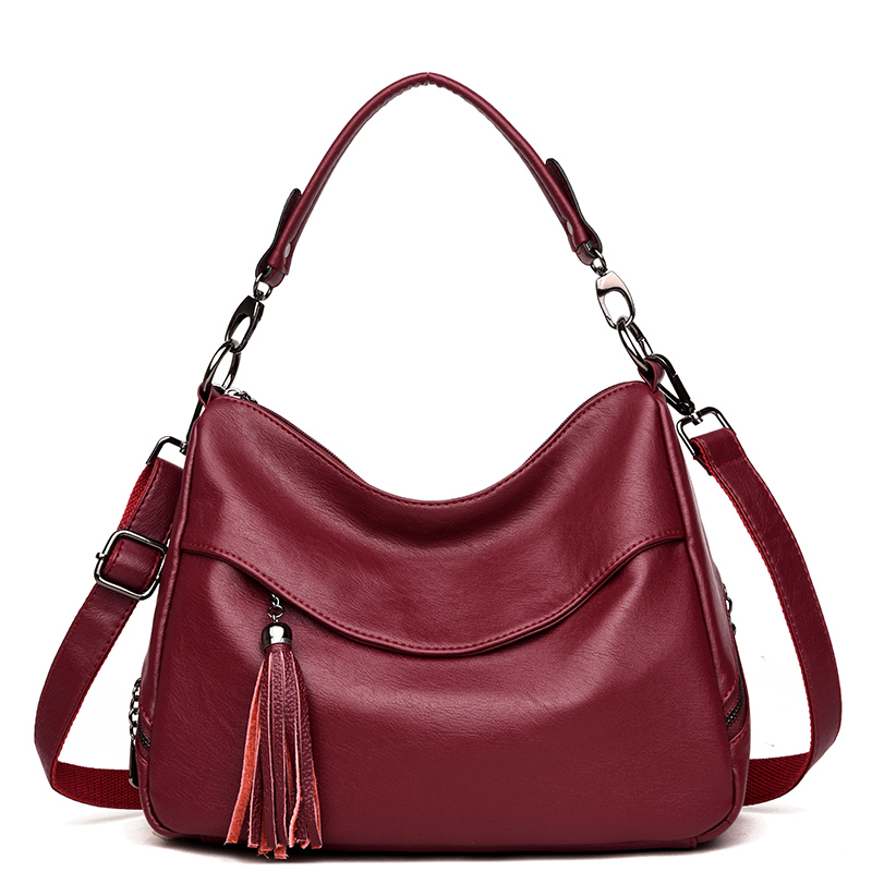 New Women Messenger Bags High Quality PU Leather Women's Shoulder Bag Crossbody Bags Casual Famous Brand Popular Ladies Handbags new fashion women pu leather vintage messenger bag ladies mini lock flip shoulder bag high quality girls casual crossbody bags