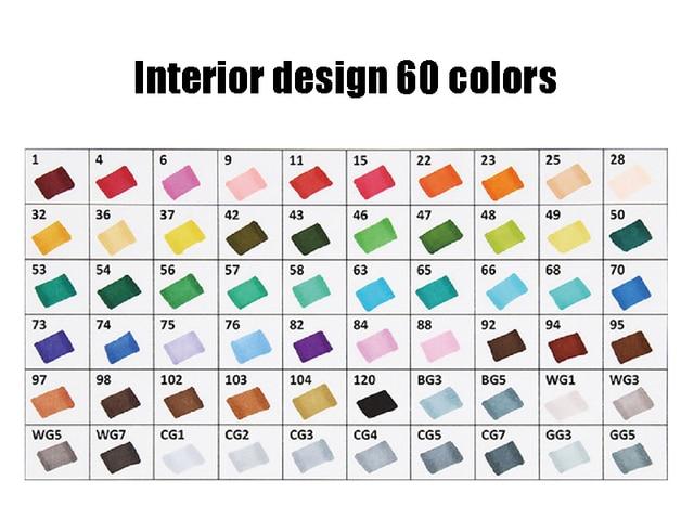 60 Interior design