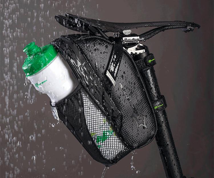 Waterproof Bicycle Storage Tail Bag