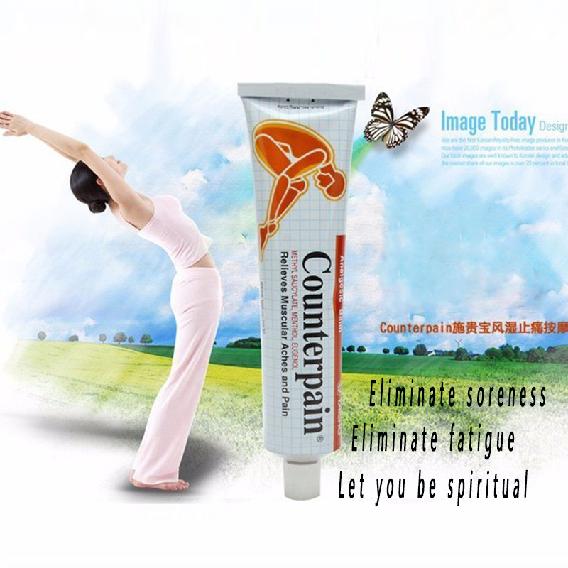 Counterpain Analgesic Balm Relieves Muscular Aches And Pain Relieve Pain Balm Arthritis Sprain Massage Cream Thailand Ointment