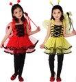 Weihnachten kinder Kostüme für Halloween kinder kostüme Little bee Nette kostüme Schmetterling cartoon baby dance kleidung