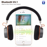 High Quality Wireless Stereo Headphones Bluetooth Headset Earphone Earbuds Earphones With Microphone For PC Mobile Phone