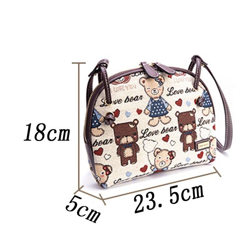 forma bolsa de sacolas de Size : 25cm(l)*5cm(w)*18cm(h)
