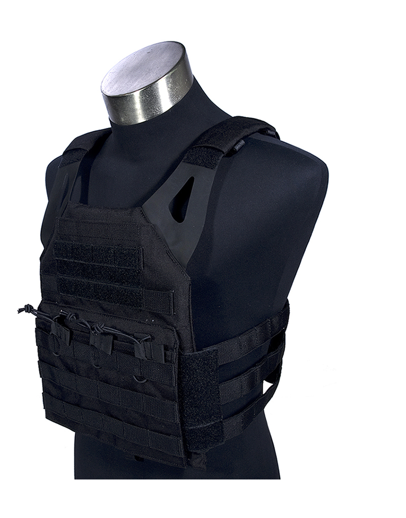 Black 1000D Mil Spec Military JPC Style Plate Carrier Combat Molle Tactical Vest Army Military Combat Vests Gear Carrier велосипед forward arsenal 2 0 2014