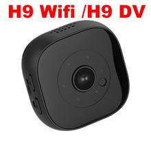 H9 Wifi Micro Camera Night Version HD 1080P Mini Action Motion Sensor Camcorder Voice Video Recorder DV DVR Small