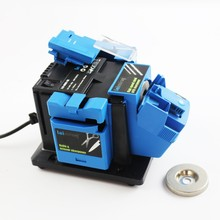 Multifunction Electric Knife Sharpener Drill Sharpening Machine Knife & Scissor Sharpener Household Grinding Tool