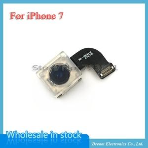 Image 5 - 1Pcsด้านหลังกล้องFlex CableสำหรับiPhone 6S 7 8 Plus X XS Max XR 11 Pro maxแฟลชริบบิ้นโมดูลชิ้นส่วนซ่อมเลนส์เปลี่ยน