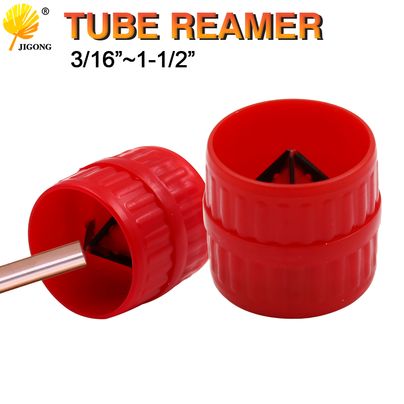 Manual Pipe Reamer Inner Outer PVC Copper Tube Deburring Plumbing Reamer Tool