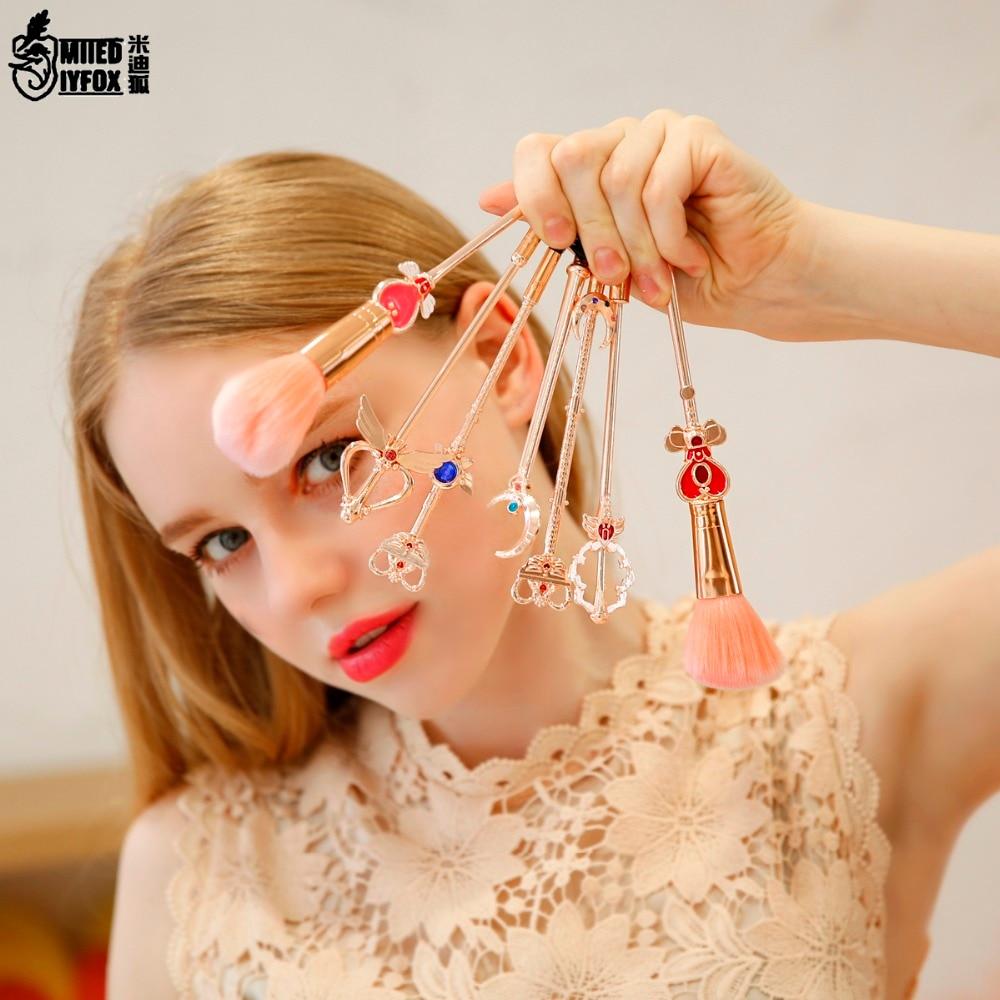 Tesoura de Maquiagem fundação do presente menina mulher Marca : Miiediyfox