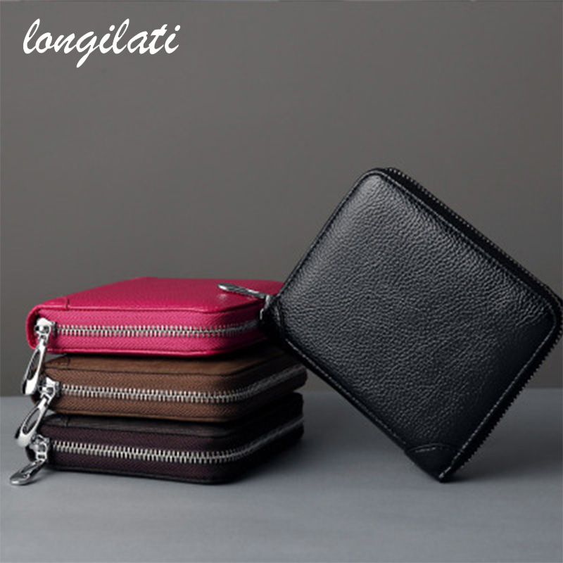 Yoursoulbird Brand Business Women Card Holder Cards Men Card Pack PU Leather CardHolder  ...