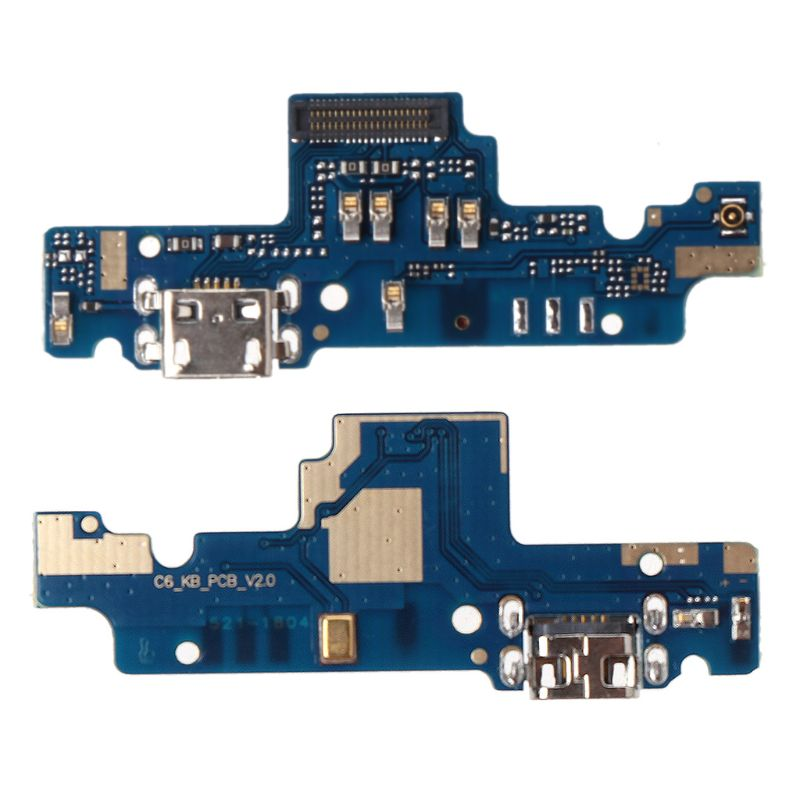 Flex Cable USB Port Charger Dock Plug Connector Charging Port Board Tail Wire Replacement For Xiaomi Redmi Note 4X