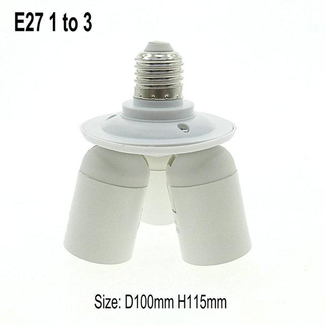 E27 1 to 3