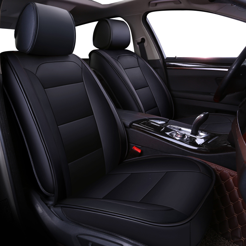 2018 new universal leather <font><b>car</b></font> <font><b>seat</b></font> cushions for <font><b>mercedes</b></font> benz c200 e300 <font><b>w211</b></font> w203 w204 ML <font><b>car</b></font> cushion <font><b>Car</b></font> <font><b>Seats</b></font> <font><b>Cover</b></font> Protector image